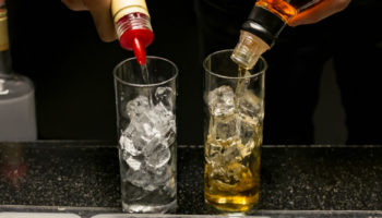 The Lubricated Economics Of Two-Drink Minimums