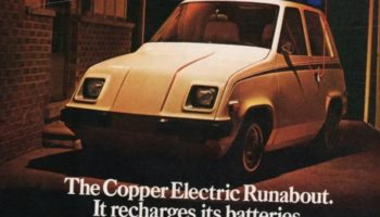 The Amazing Electric Cars Built By The Copper Industry In The 1970s