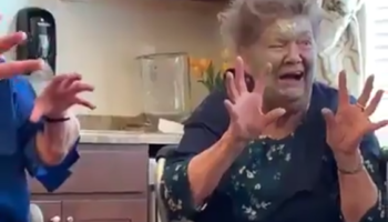 If You Do Nothing Else Today, Please Watch The Residents Of This Senior Living Facility Give This Incredible Performance Of 'Thriller'