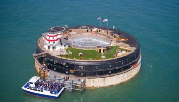 Want To Live In A Renovated 19th-Century Sea Fort? Now's Your Chance