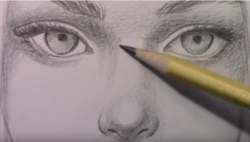 Here's A Mesmerizing Primer In Adding Shading To Your Drawing