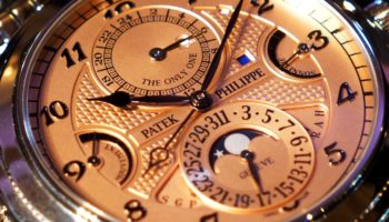 The Most Expensive Watch Ever: Inside The Record-Obliterating $31 Million Patek Philippe Sale