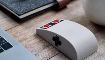 This NES Mouse Will Haunt Your Dreams