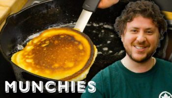 How To Cook The Most Perfectly Fluffy And Crispy Pancake