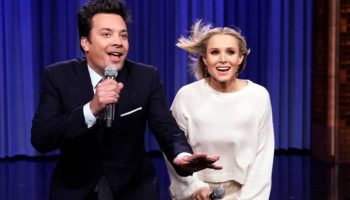 Kristen Bell And Jimmy Fallon Perform The History Of Disney Songs