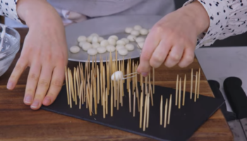 Pastry Chef Attempts To Make Gourmet Mentos Because Why Not?