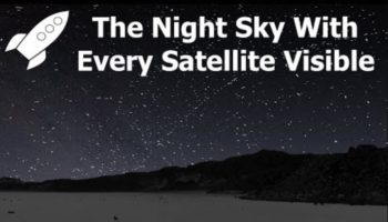 What Would It Look Like If You Could See Everything In The Night Sky?