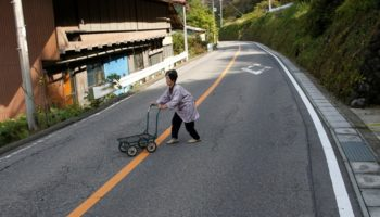 How The Disappearing Towns Of Japan Struggle To Survive