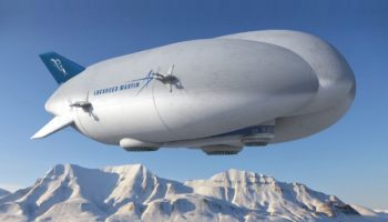 Planes Are Ruining the Planet. New, Mighty Airships Won't