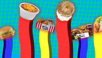 Ranking Fast Food Value Menus By How Unhealthy They Are