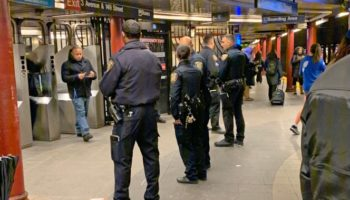New York City Will Spend $249 Million On New Cops To Save $200 Million On Subway Fare Evasion