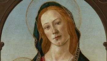 A Hidden Doodle Helped Identify A Painting As A Genuine Botticelli