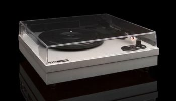 Save 50% Off This Turntable And Relive The Music Of Your Past