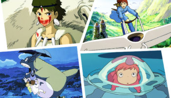 The Best Studio Ghibli Films, Ranked