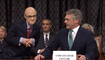 SNL's Impeachment Hearings  Lean More Towards Soap Opera Than Actual Inquiry