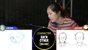 Watch These Animators And Cartoonists Draw Each Other At The Same Time