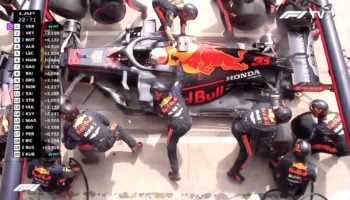 This 1.82-Second, World Record-Setting Pit Stop Hardly Even Looks Real