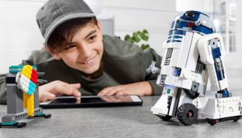 Teach The Kids To Code With This Lego Star Wars Droid Kit