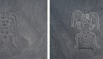 Over 140 New Nazca Lines — Including Strange Humanoids — Discovered In Peru