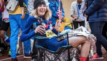 'I Puked, Fouled Myself And Collapsed — It Was Great': The Record-Breaking Ultra Marathon Runner Fueled By Beer And Burritos