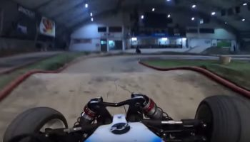 Pro R/C Driver Straps A GoPro To His Car, And The Footage Is Thrilling