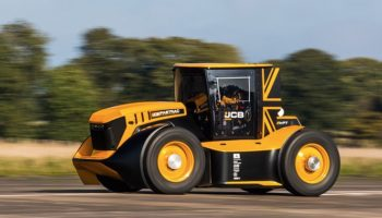 Watch The Fastest Tractor In The World Go 103 Miles Per Hour