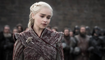 Emilia Clarke Was Told To Get Nude So 'Thrones' Fans Wouldn't Be Disappointed