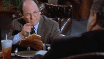 Recreating The Calzones From 'Seinfeld' That 'George Steinbrenner' Couldn't Get Enough Of