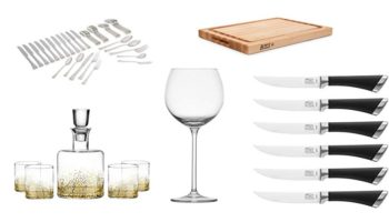 Early Black Friday: Save Big On Steak Knives, Cutting Boards, Glassware And More