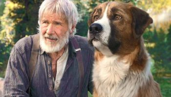 Harrison Ford Befriends A Massive CGI Dog In 'The Call Of The Wild' Trailer