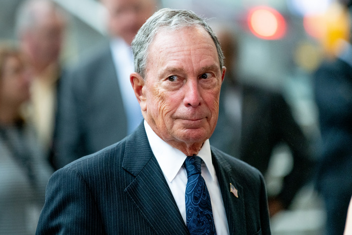 Here's Why Mike Bloomberg Is So Rich