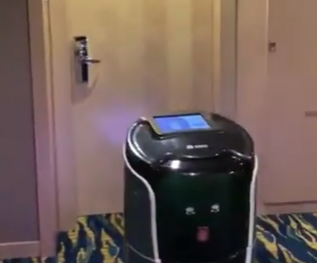 Woman In Shanghai Hotel Calls Room Service For Coffee, Very Unexpected Delivery Person Shows Up
