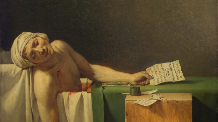 The Fascination With Marat's Skin Affliction