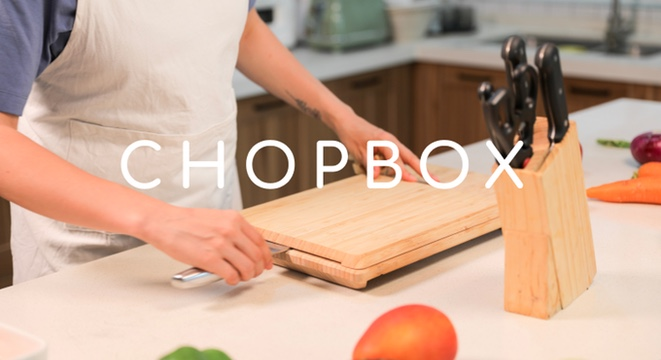 This Smart Chopping Board Is The Ultimate Kitchen Multitasker