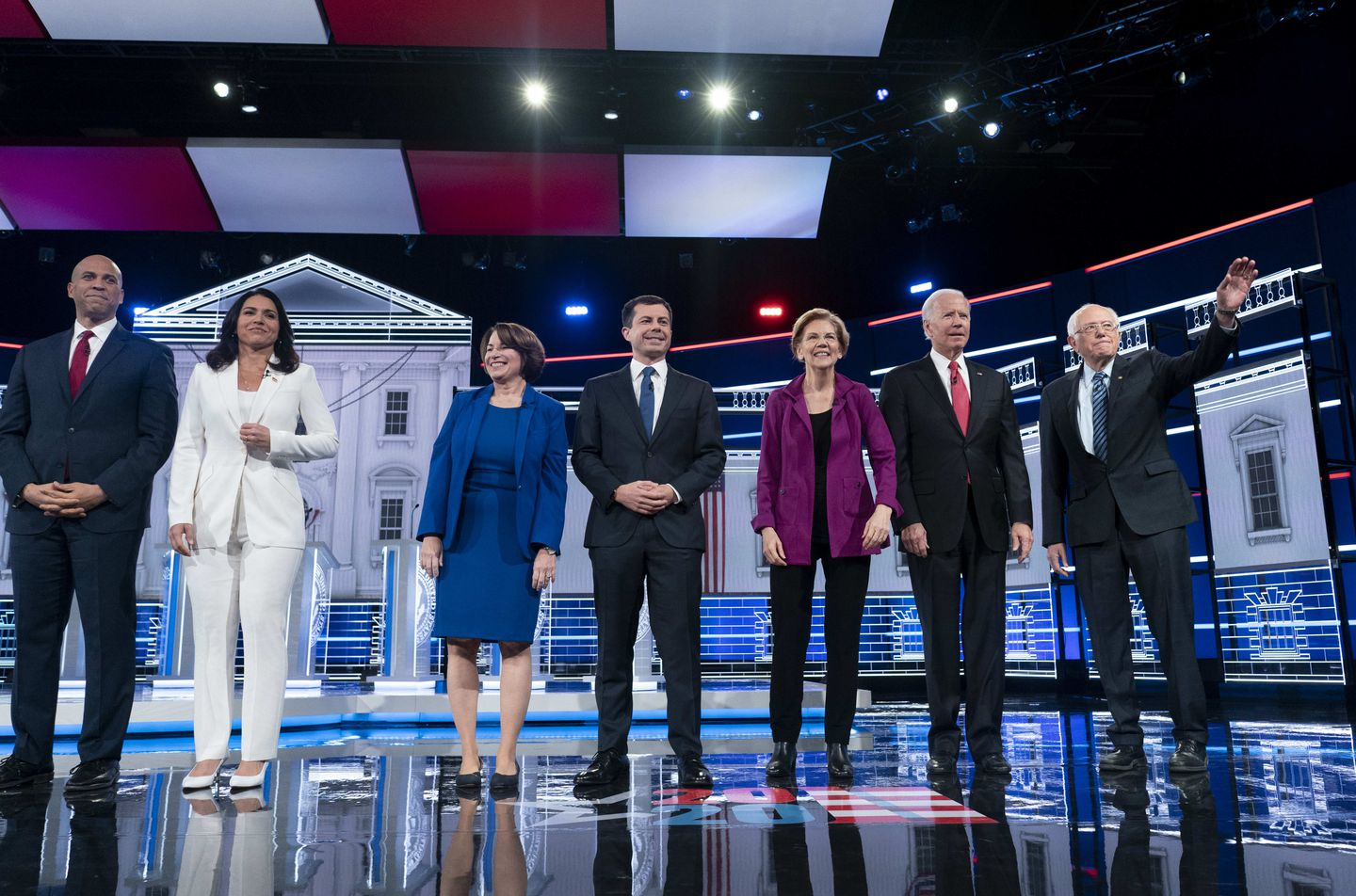 Winners And Losers From The Fifth Democratic Debate