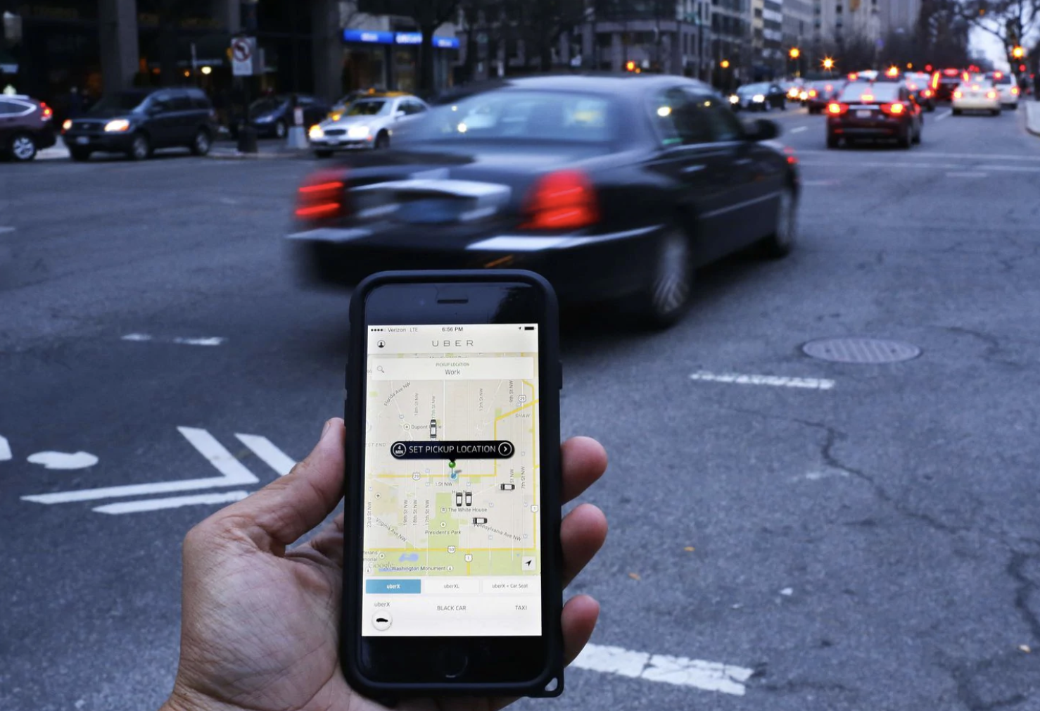 Uber Plans To Start Audio-Recording Rides In The US For Safety