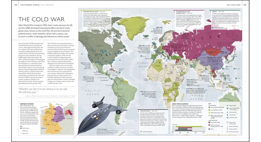 These Maps Show The History Of Our World