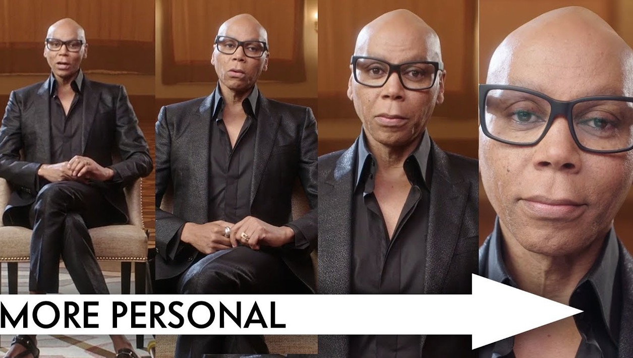 RuPaul Is Challenged To Answer Increasingly Personal Questions And Handles It Like A Pro