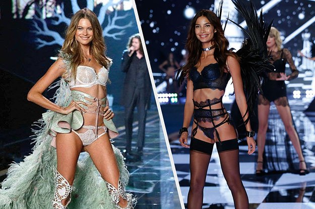 The Victoria's Secret Annual Fashion Show Has Been Canceled