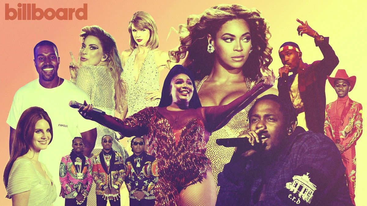The 100 Songs That Defined The 2010s