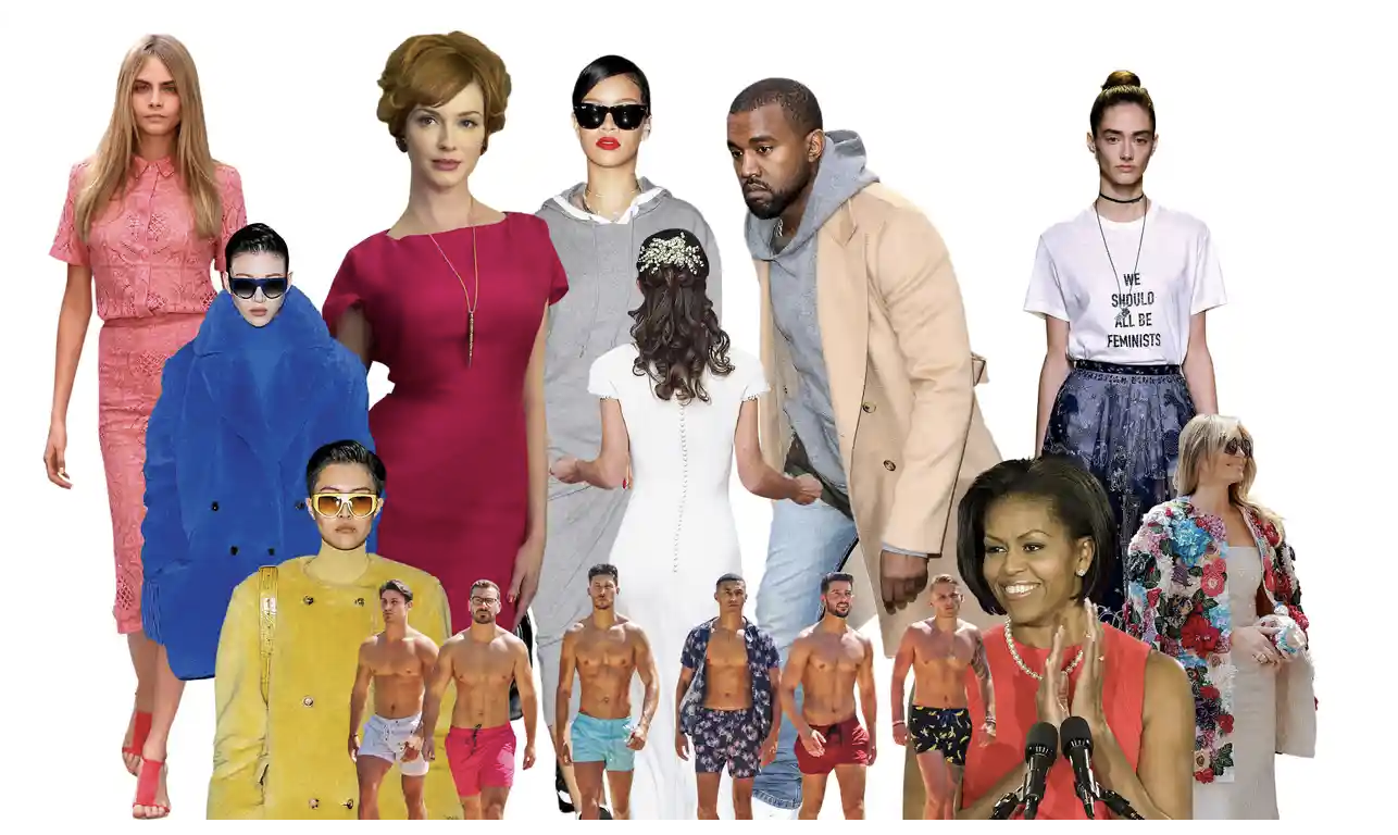 The 10 Looks That Defined The 2010s