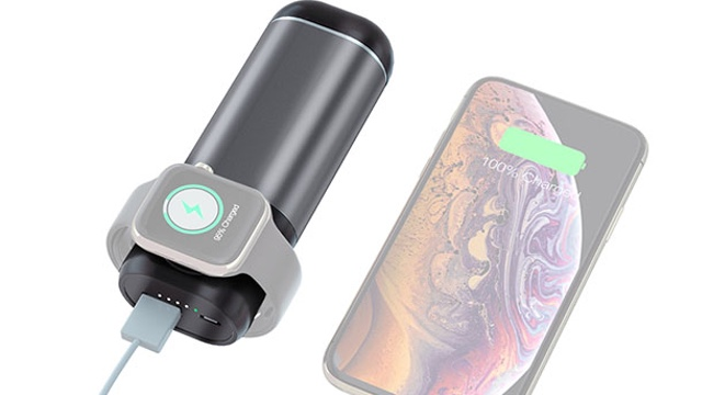 This Sleek Hub Charges An Apple Watch, AirPods, and iPhones — And It's $60 Off