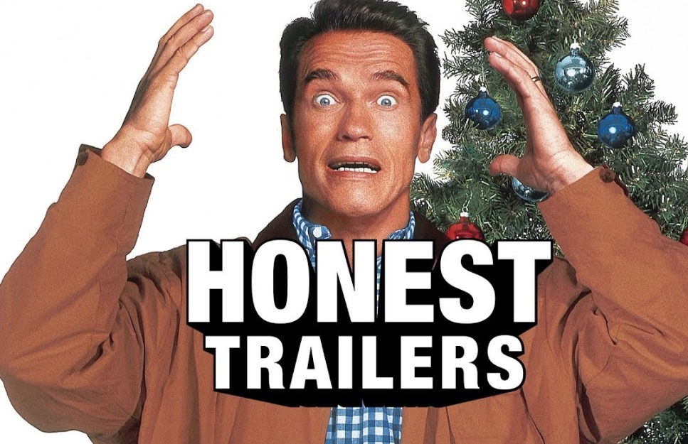 The Honest Trailer To 'Jingle All The Way' Reveals The Dark Twisted Reality Of This So-Called Holiday edy