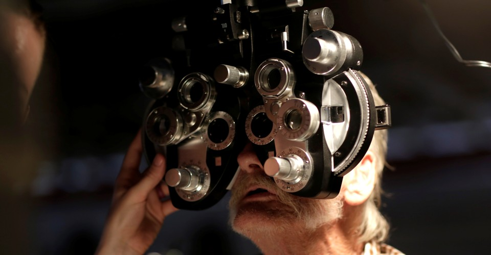 The Great American Eye-Exam Scam