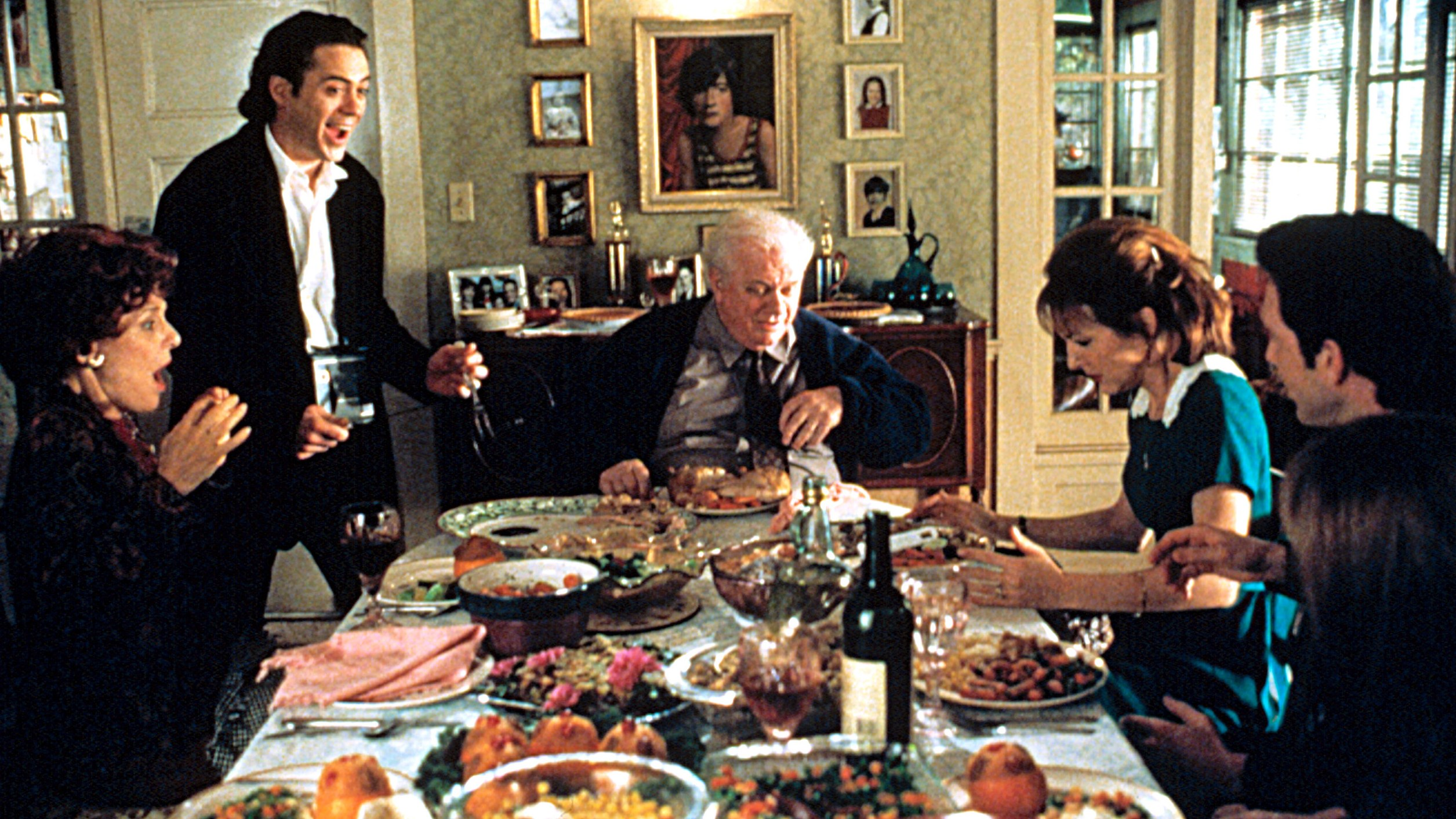 Why Doesn't Hollywood Make More Thanksgiving Movies?