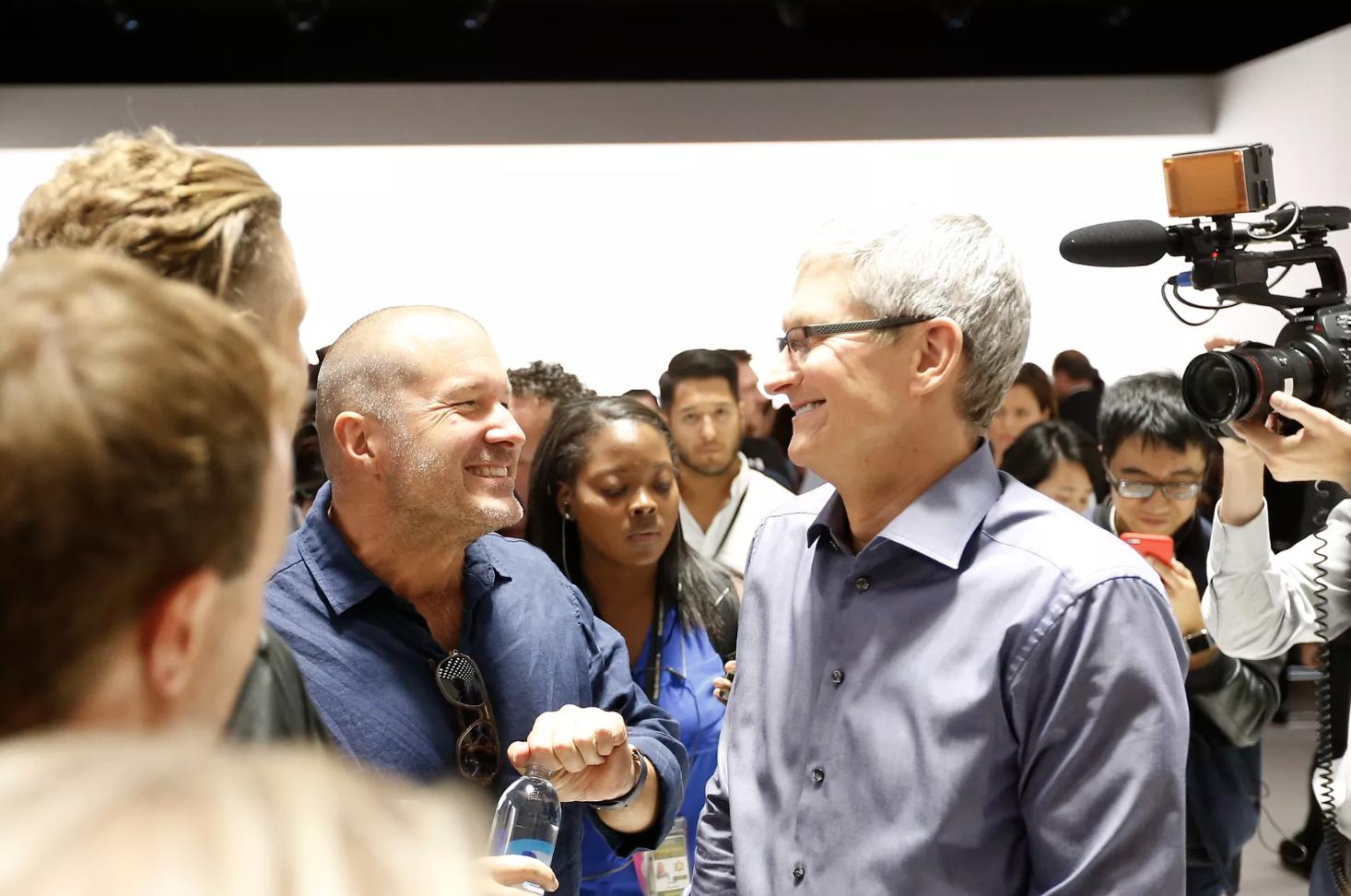 Jony Ive Has Left Apple
