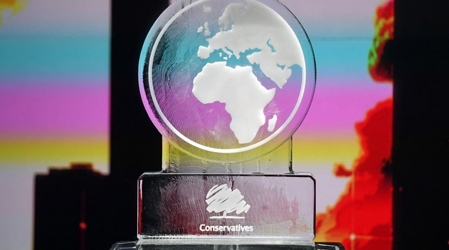 Boris Johnson Was Replaced With An Ice Sculpture During A TV Climate Debate. Now He's Threatening The Channel's License