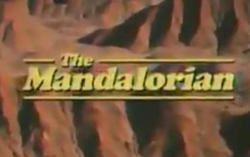 A Star Wars Fan Recut 'The Mandalorian' To Look Like An 1980s Sitcom - Digg