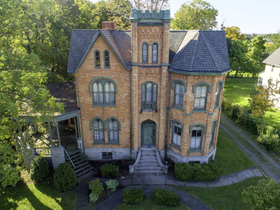 For Sale: Lonely New York Mansion, Possibly Haunted