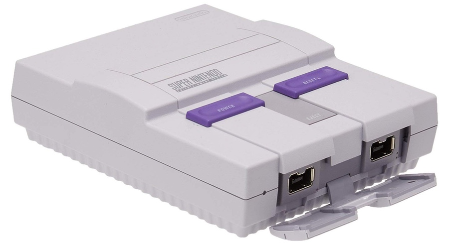 Beat Your Siblings In 'Mario Kart' With This Refurb SNES Classic